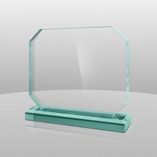805H Rectangular Award I  -Horizontally